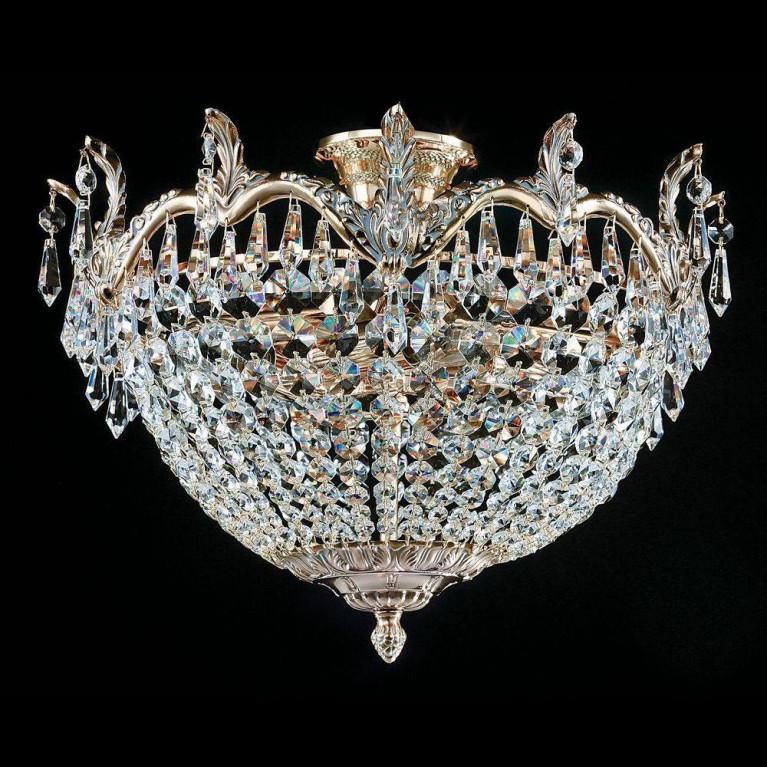 Потолочная люстра Maytoni Versailles DIA585-PT40-WG