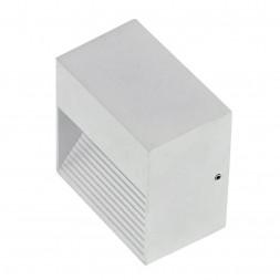 Уличный настенный светильник Ideal Lux Down AP1 Bianco