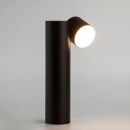 Настольная лампа Eurosvet Premier 80425/1 черный