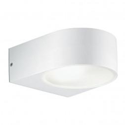 Уличный настенный светильник Ideal Lux Iko AP1 Bianco