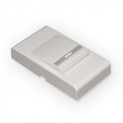 Кнопка для проводного звонка Elektrostandard DBB03WM Белый 4690389062063