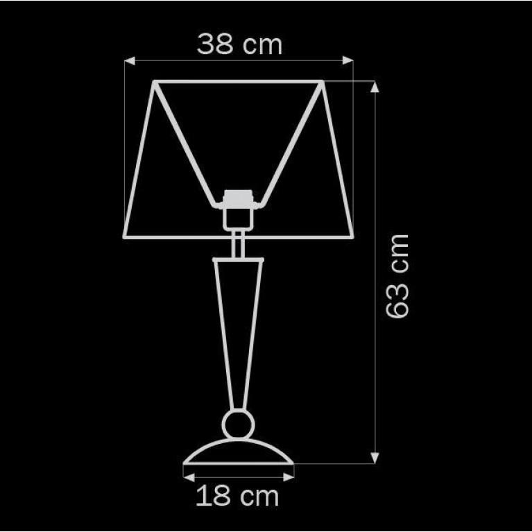 Настольная лампа Lightstar Grasia 870927