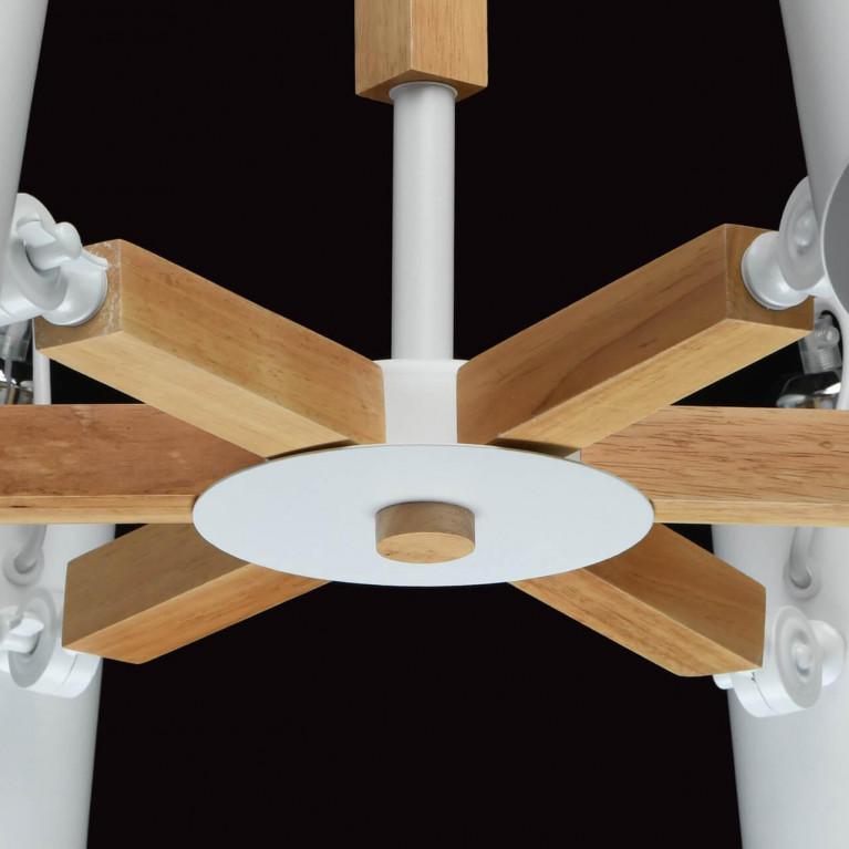 Потолочная люстра MW-Light Форест 4 693011106