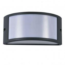 Уличный настенный светильник Ideal Lux Rex-1 AP1 Antracite